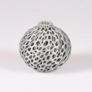 Esempio di articolo decorativo in PLA grigio