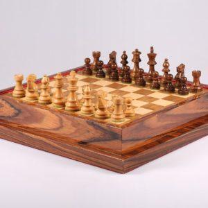 scacchiera legno